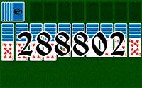 Пасьянс №288802
