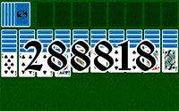 Пасьянс №288818