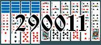 Пасьянс №290011