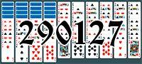 Пасьянс №290127