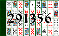 Пасьянс №291356