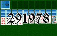 Пасьянс №291978