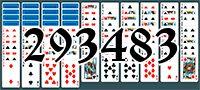 Пасьянс №293483