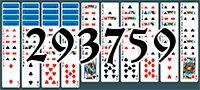 Пасьянс №293759