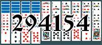 Пасьянс №294154