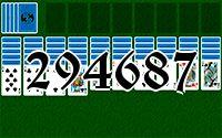 Пасьянс №294687