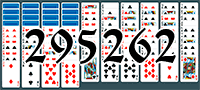 Пасьянс №295262
