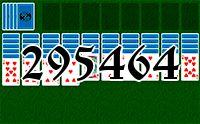 Пасьянс №295464