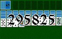 Пасьянс №295825
