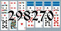 Пасьянс №298270
