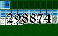 Пасьянс №298874