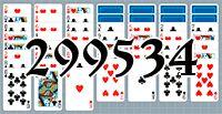 Пасьянс №299534