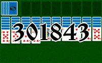 Пасьянс №301843