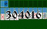 Пасьянс №304016