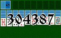 Пасьянс №304387