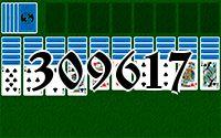 Пасьянс №309617