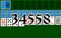 Пасьянс №34558
