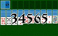 Пасьянс №34565