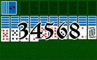 Пасьянс №34568