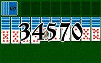 Пасьянс №34570