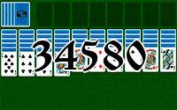 Пасьянс №34580