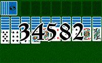 Пасьянс №34582