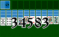 Пасьянс №34583