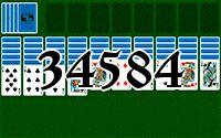 Пасьянс №34584