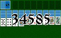 Пасьянс №34585