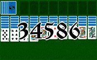 Пасьянс №34586