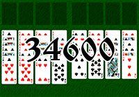 Пасьянс №34600
