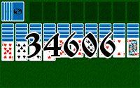 Пасьянс №34606