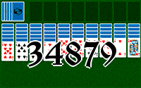 Пасьянс №34879
