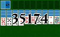 Пасьянс №35174