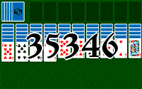Пасьянс №35346