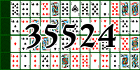 Пасьянс №35524