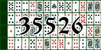 Пасьянс №35526
