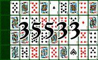 Пасьянс №35533