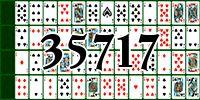 Пасьянс №35717