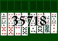 Пасьянс №35718