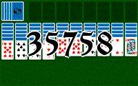Пасьянс №35758