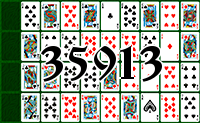 Пасьянс №35913