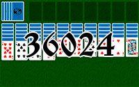 Пасьянс №36024