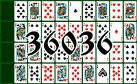 Пасьянс №36036
