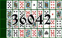 Пасьянс №36042