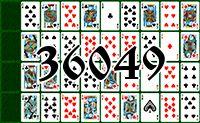 Пасьянс №36049