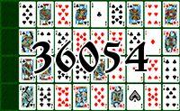 Пасьянс №36054