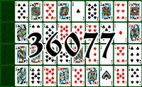 Пасьянс №36077