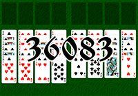 Пасьянс №36083