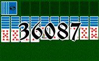 Пасьянс №36087